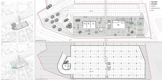 Parcheggio interrato in piazza matteotti mdalabmdalab - Parcheggio interrato ...